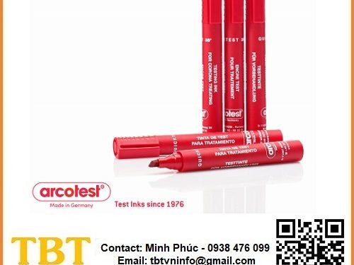 Bút thử nhanh sức căng bề mặt 38 Quicktest hãng Arcotest