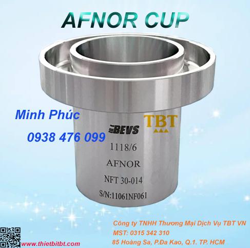 AFNOR CUP BEVS 1118