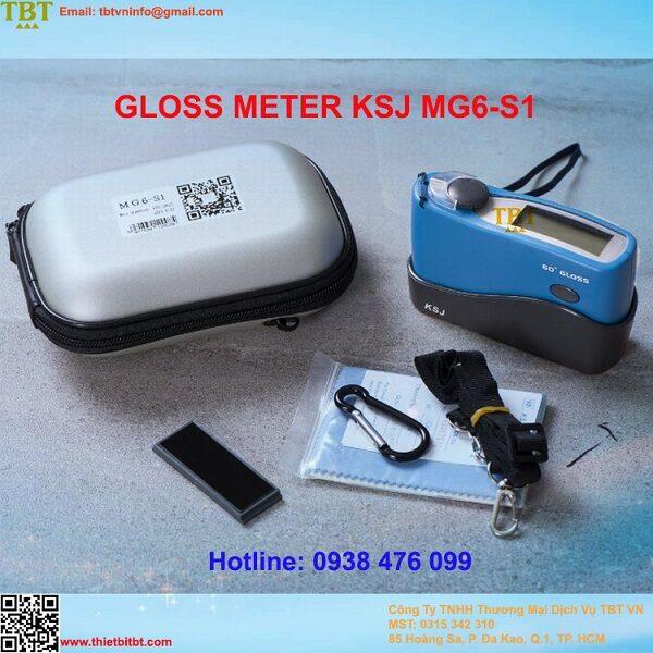 GLOSS METER MG6-S1