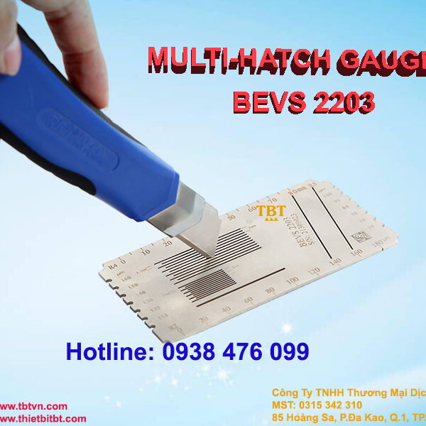 MULTI - HATCH GAUGE BEVS 2203