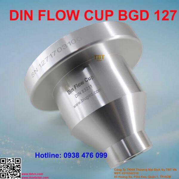 DIN FLOW CUP BGD 127