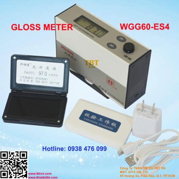 GLOSS METER WGG60-SE4