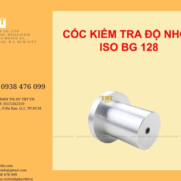 CỐC KIỂM TRA ĐỘ NHỚT ISO BGD 128