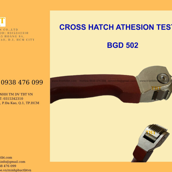 CROSS HATCH ATHESION TESTER BGD 502